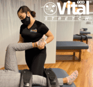 The Vital Stretch - 3x  1 hour Stretch Gift Cards