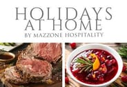 Mazzone Hospitality - Holidays at Home Prime Rib of Beef Roast Dinner for 8-10