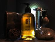 Old Post Road Oils - Mens Set and Hand Body Wash