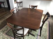 CT Refinishing, LLC - Dining Room Table with 6 Chairs Refinishing